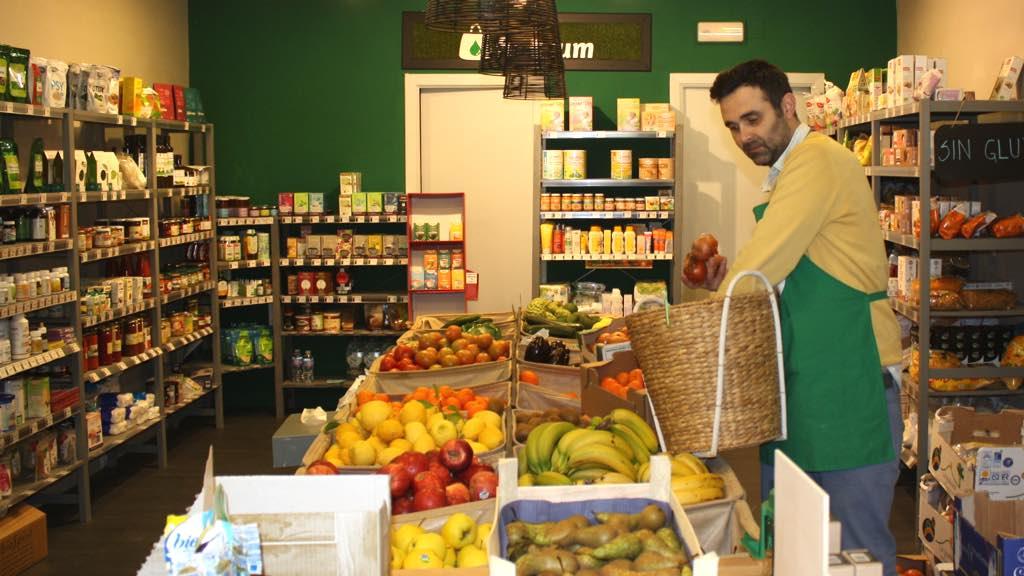Frescum, Supermercado ecológico